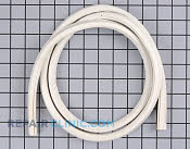 Dishwasher Door Gasket - Part # 2665 Mfg Part # 301556