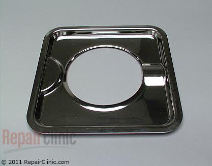 Burner Drip Pan 786333 Main Product View
