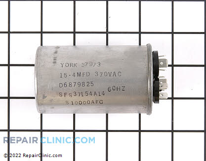 Run Capacitor D6789055        Main Product View