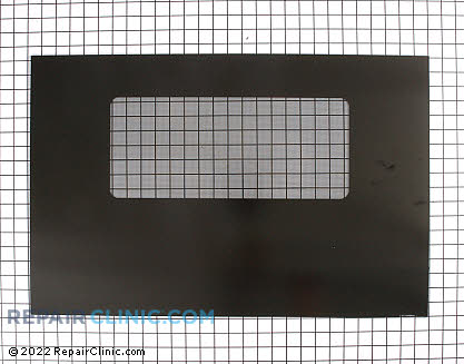 Outer Door Glass 316089000 Main Product View