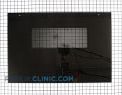 Outer Door Glass - Part # 263290 Mfg Part # WB56X1902