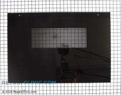 Oven Door Glass 4336721 Main Product View