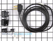 Power Cord - Part # 3005 Mfg Part # 285800