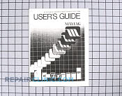 Manuals, Care Guides & Literature - Part # 1247300 Mfg Part # Y912753