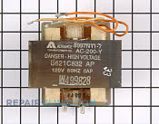 High Voltage Transformer - Part # 935955 Mfg Part # B600B8320AP