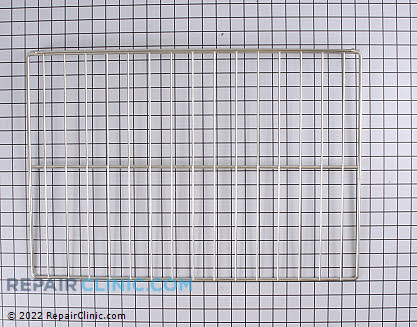 Plated flat oven rack 82098           Main Product View