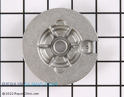 Surface Burner Base 316212300 Main Product View
