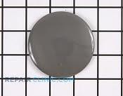 Surface Burner Cap - Part # 491826 Mfg Part # 314637Y