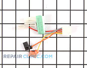 Wire, Receptacle & Wire Connector - Part # 300239 Mfg Part # WR23X456