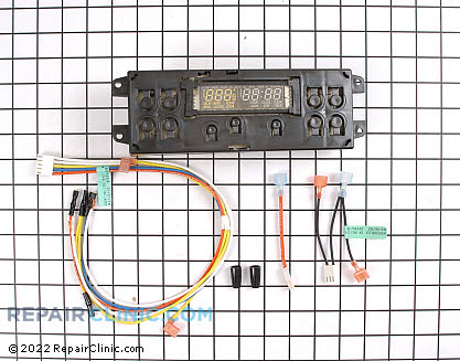 Oven Control Board WB27T10190      Main Product View