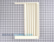 Curtain & Accordian - Part # 284455 Mfg Part # WJ68X211