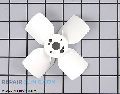 Fan Blade 548145 Main Product View