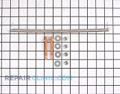 Heating Element - Part # 275096 Mfg Part # WE11X82