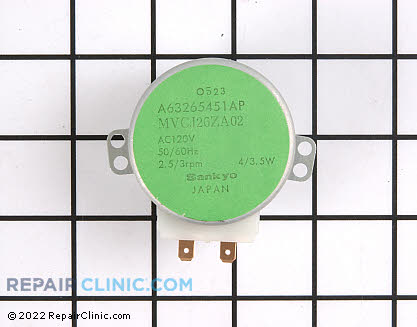 Turntable Motor 15QBP1199 Main Product View