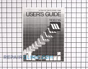 Manuals, Care Guides & Literature - Part # 492980 Mfg Part # 315081