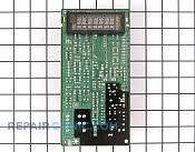 Main Control Board - Part # 875386 Mfg Part # WB27X10382