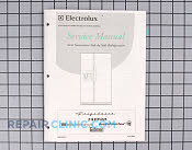 Repair Manual - Part # 892771 Mfg Part # 5995352423