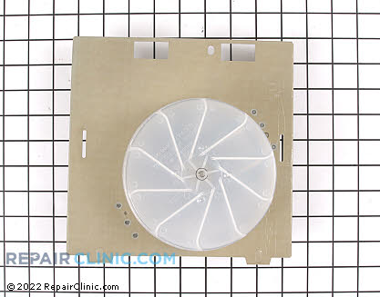 Fan Motor S97006939       Main Product View