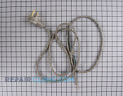 Power Cord - Part # 398917 Mfg Part # 1167754