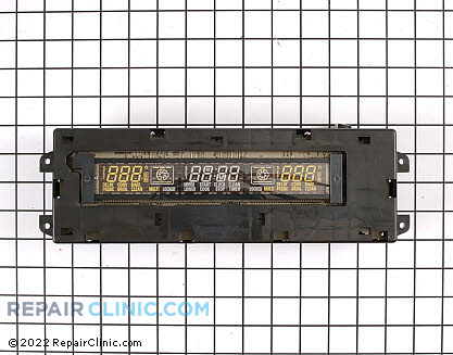 Oven Control Board WB27T10282      Main Product View