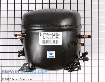 Compressor W10309995 Main Product View