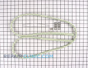 Dishwasher Door Gasket - Part # 274179 Mfg Part # WD8X221