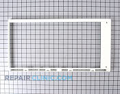 Frame, door (wht) - Part # 646252 Mfg Part # 54001137