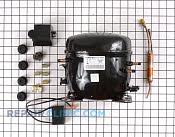 Compressor - Part # 586599 Mfg Part # 4388009