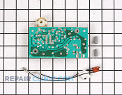 Power Supply Board - Part # 514929 Mfg Part # 329907
