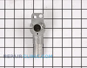 Gas Tube or Connector - Part # 1032654 Mfg Part # 00414028