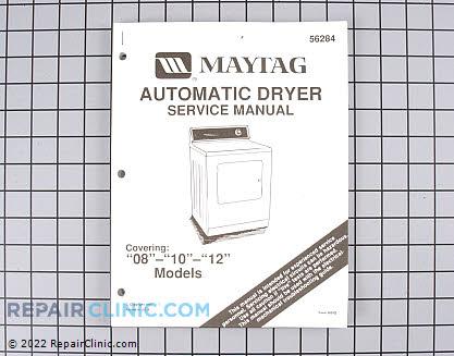 Repair Manual Y056284 Main Product View
