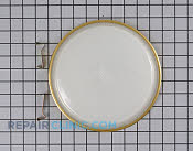 Light  Lens - Part # 1172447 Mfg Part # S97008781
