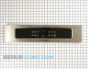Touchpad and Control Panel - Part # 1259851 Mfg Part # 318271550