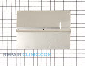 Oven Bottom Panel - Part # XXXXX Mfg Part # XXXXX
