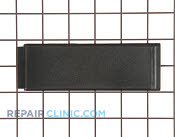 Slide  cover -  (black) - Part # 763495 Mfg Part # 8051488-33