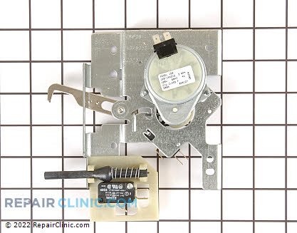Door Lock Motor and Switch Assembly 77001245        Main Product View