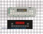Circuit Board & Timer - Part # 254251 Mfg Part # WB27K5065