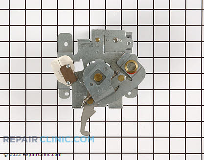 Door Latch 8002P072-60 Main Product View