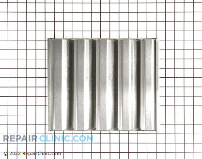 "Baffle filter 11-15/16"" x9-13/16"" SV13430 Main Product View"