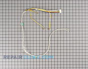 Lock motor wire harness - Part # 246106 Mfg Part # WB18K5241