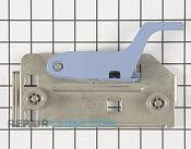 Dishrack Guide - Part # 1367027 Mfg Part # AEC32598601