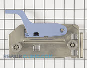 Dishrack Guide - Part # 1367029 Mfg Part # AEC32598701