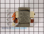 High Voltage Transformer - Part # 580987 Mfg Part # 4365621