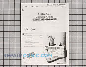 Manuals, Care Guides & Literature - Part # 696018 Mfg Part # 71002741
