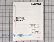Repair Manual - Part # 824600 Mfg Part # 16010107