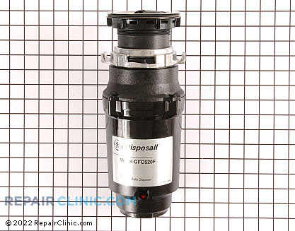 Garbage Disposer GFC520T Main Product View