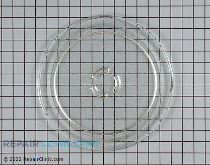 Glass Tray 4393799 Main Product View