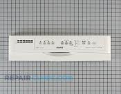Control  Panel - Part # 1422740 Mfg Part # 8557776