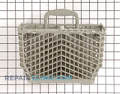 Silverware Basket - Part # 1469615 Mfg Part # 6-918651