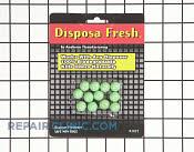 Disposer Cleaner - Part # 1057378 Mfg Part # 1022